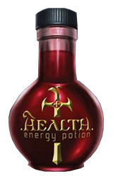 Health Energy Potion