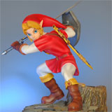 Legend of Zelda: Ocarina of Time Link Goron Tunic Ver Statue