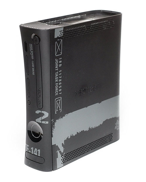 Xbox 360 Call of Duty: Modern Warfare 2 Limited Edition System
