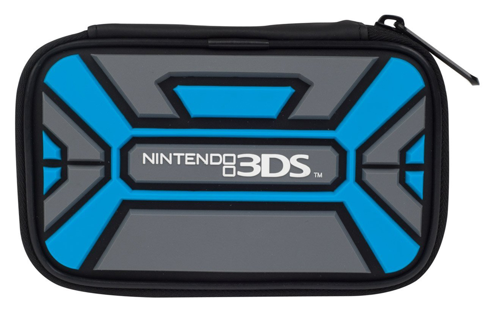 3DS Expedition Case Blue