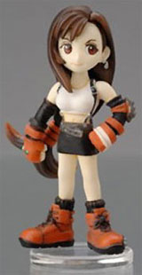 Final Fantasy: Trading Arts Volume 2 Mini Tifa