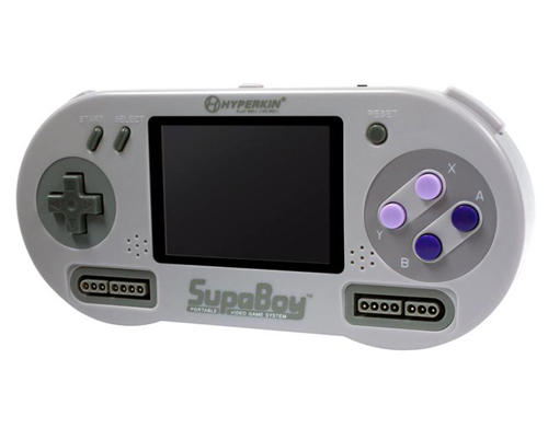 SupaBoy Portable Pocket SNES Console