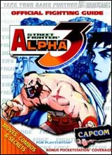 Street Fighter Alpha 3 Official Fighting Guide