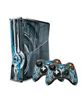 Microsoft Xbox 360 Slim Halo 4 System Bundle