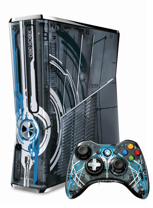 Microsoft Xbox 360 Slim 320GB Halo 4 Edition System Trade-In