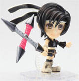 Final Fantasy Trading Arts Kai Mini Yuffie Figure