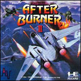 After Burner II PC Engine