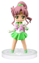 Sailor Moon Crystal Figures for Girls Vol 2 Sailor Jupiter Figure