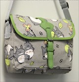 My Neighbor Totoro: Crossbody Purse