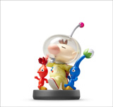 amiibo Olimar & Pikmin Super Smash Bros. Series