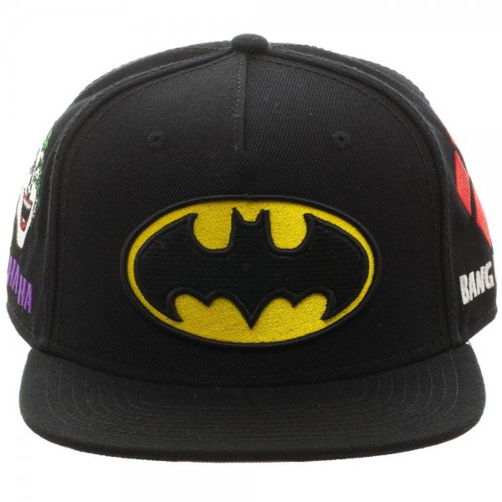 Batman Full Color Omni Snapback