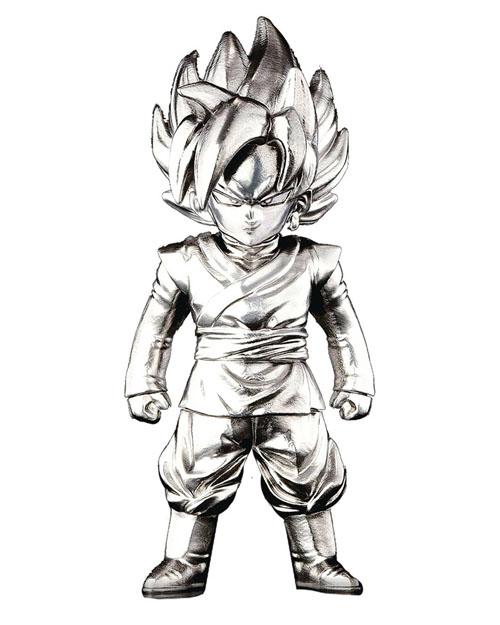 Dragon Ball Super Goku Black Absolute Chogokin Mini Figure