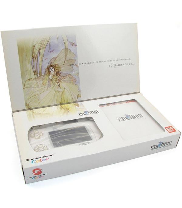 Bandai Wonderswan Color Final Fantasy Bundle