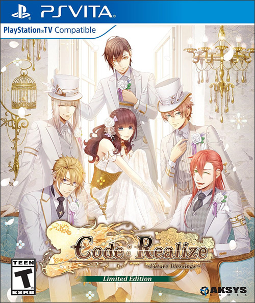 Code:Realize Future Blessings Limited Edition