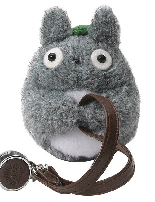 My Neighbor Totoro: Totoro 3 Inch Plush Key Holder