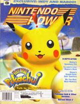 Nintendo Power Volume 138 Hey You Pikachu!