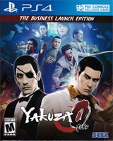 Yakuza 0: The Business Launch Edition