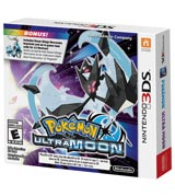 Pokemon Ultra Moon Starter Bundle