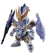 Sangoku Soketsuden: Xiahou Dun Tallgeese Gundam SD Model Kit