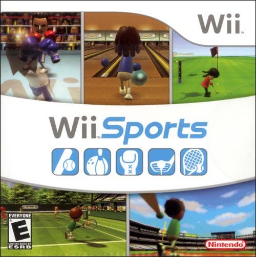 Wii Sports Bundled Version