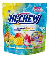 Hi-Chew Tropical Assorted 12.7oz Mix Bag