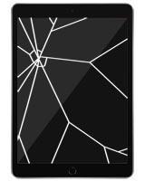 iPad 6 Repairs: Glass Screen Replacement Service Black