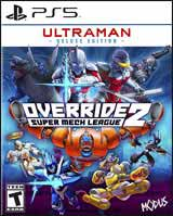 Override 2: Super Mech League Ultraman Deluxe Edition