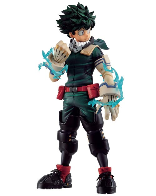 My Hero Academia Izuku Midoriya Dou Let's Begin! Ichiban Figure