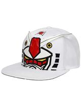 Mobile Suit Gundam RX-78-2 Bigface Flatbill Snapback Hat