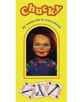 Childs Play Chucky Beach Towel