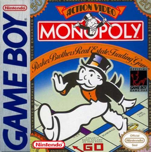 Monopoly Game Boy