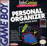 InfoGenius Productivity Pak: Personal Organizer and Phone Book