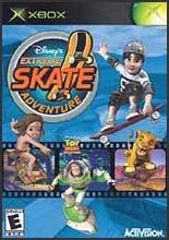 Disney's Extreme Skate Adventure
