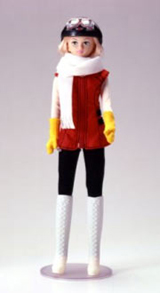 FLCL (Fooly Cooly) Haruhara Haruko Fashion Doll
