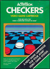Checkers by Activision