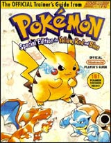 Pokemon Special Edition Guide Yellow Red and Blue