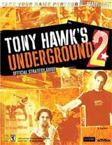 Tony Hawk's Underground 2 Official Strategy Guide Book