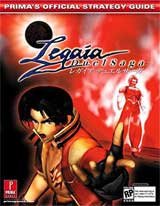 Legaia 2 Duel Saga Official Strategy Guide Book