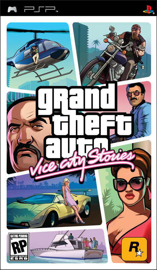 Grand Theft Auto: Vice City Stories Official Strategy Guide for PSP