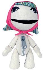 LittleBigPlanet Sackgirl 6 Inch Plush