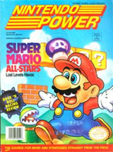 Nintendo Power Volume 52 Super Mario All-Stars