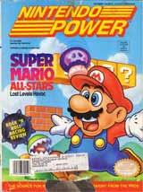 Nintendo Power Volume 52 Super Mario All-Stars