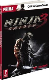Ninja Gaiden 3 Official Guide