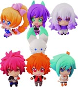 Aquarion Evol Chara Fortune Mini-Figures