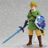 Legend of Zelda: Skyward Sword Link Figma Action Figure