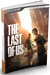 Last of Us Official Strategy Guide by BradyGames