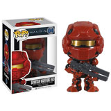 Pop! Halo 4: Red Spartan Warrior Vinyl Figure