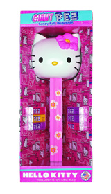 Hello Kitty Giant Pez Dispenser