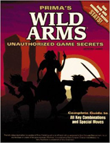 Wild Arms Unauthorized Game Secrets