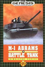 M-1 Abrams Battle Tank